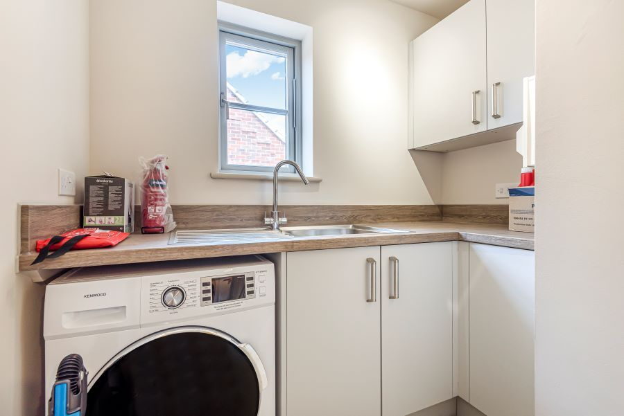 Allerdale House | Utility area