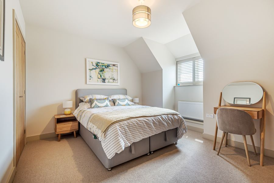 Allerdale House | Bedroom 1