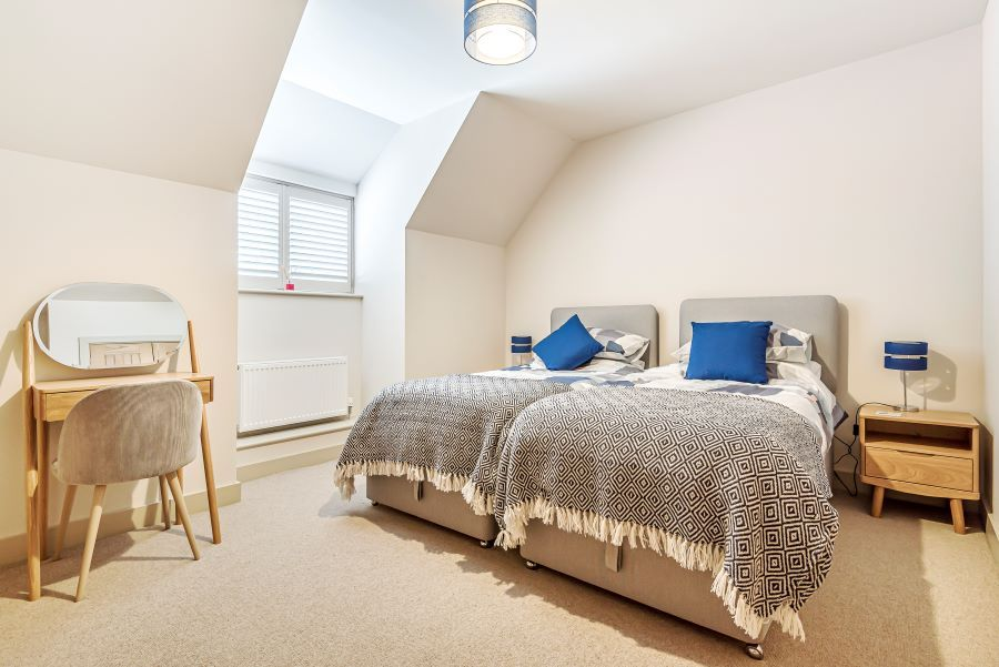 Allerdale House | Bedroom 2