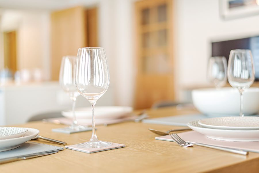 Allerdale House   Dining table