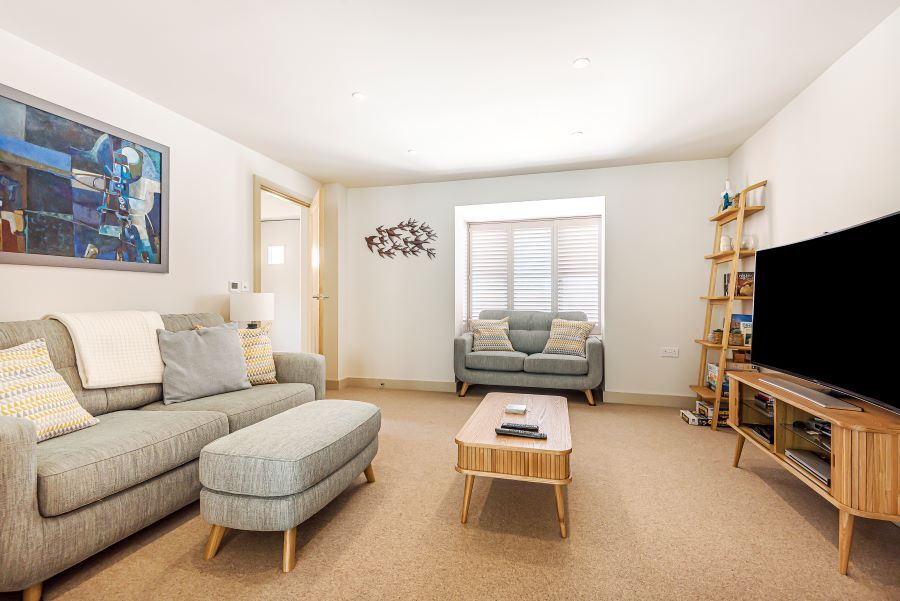 Allerdale House   Sitting room