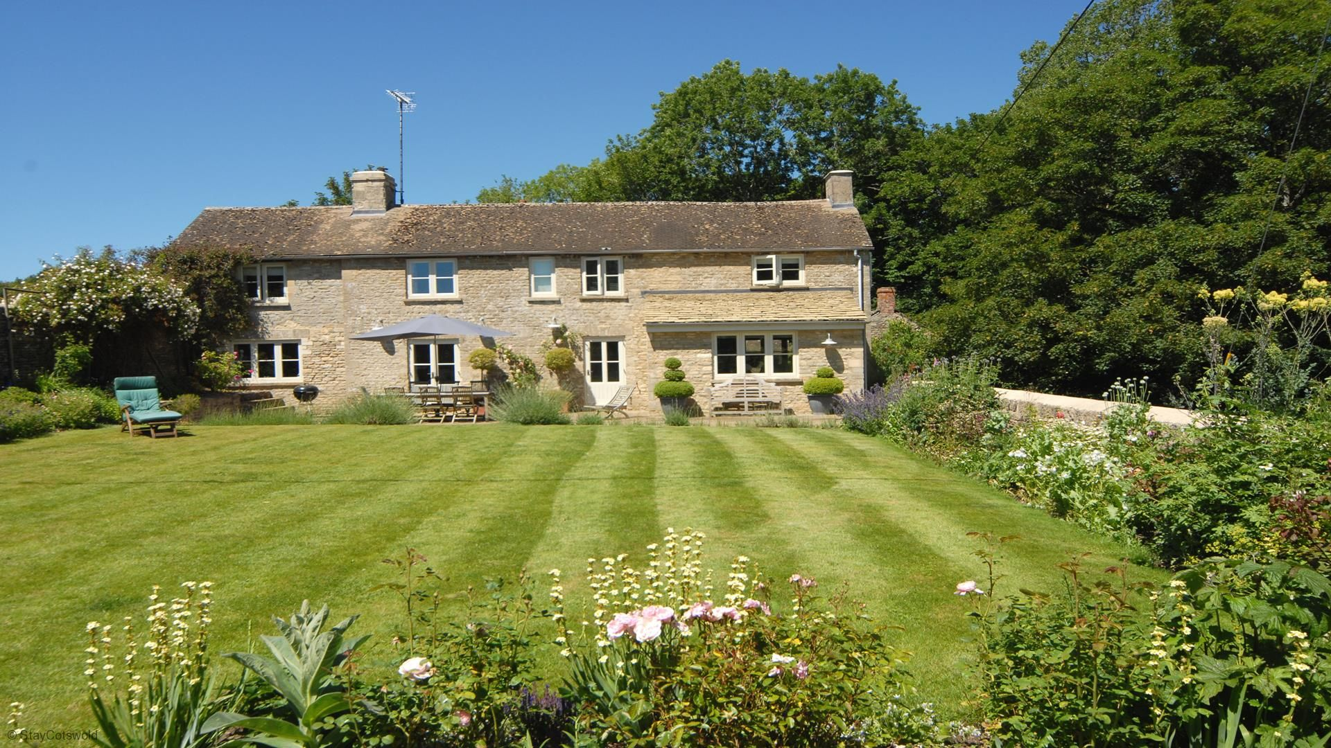 Mill Bank House - StayCotswold