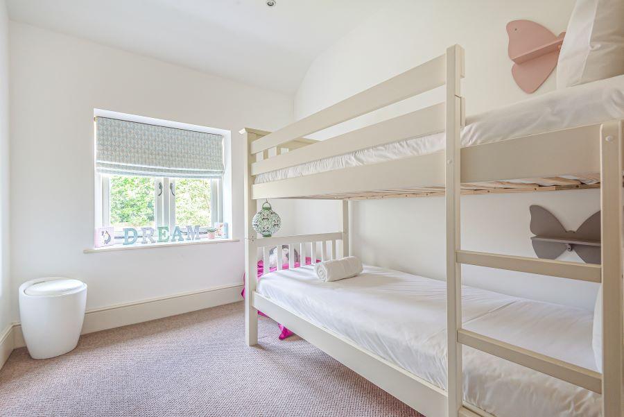Eden House   Bedroom 4