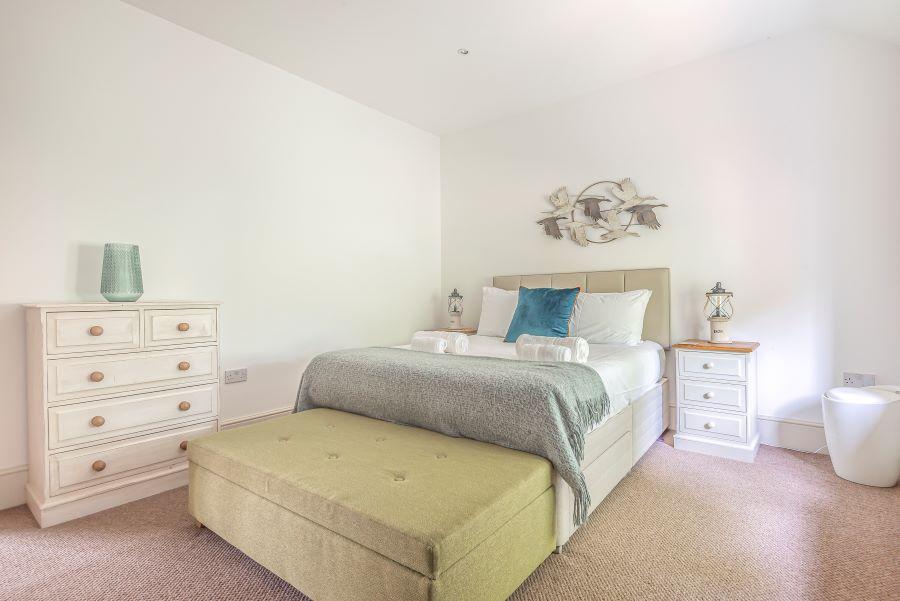 Eden House   Bedroom 3
