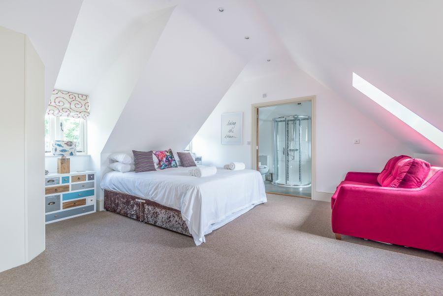 Eden House   Bedroom 1