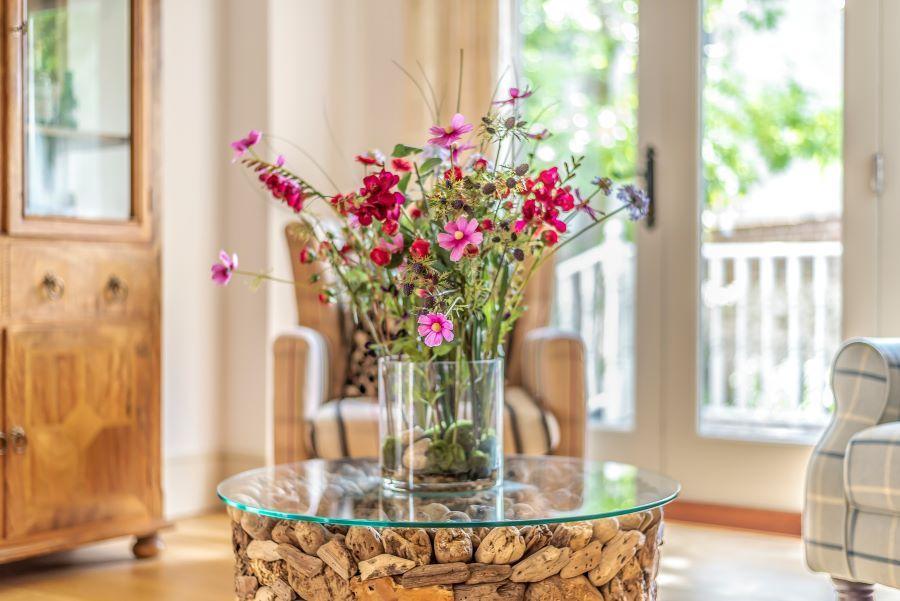 Eden House   Flowers