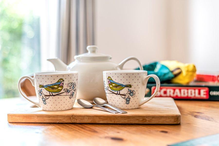 Hope Cottage in Docking | Teatime!
