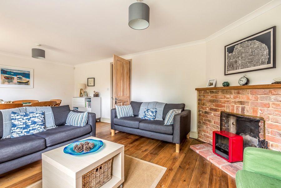 Hope Cottage in Docking | Sitting room