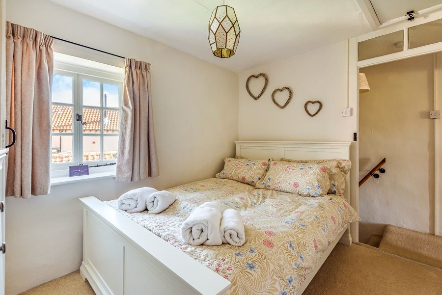 Nelson Cottage | Bedroom 2