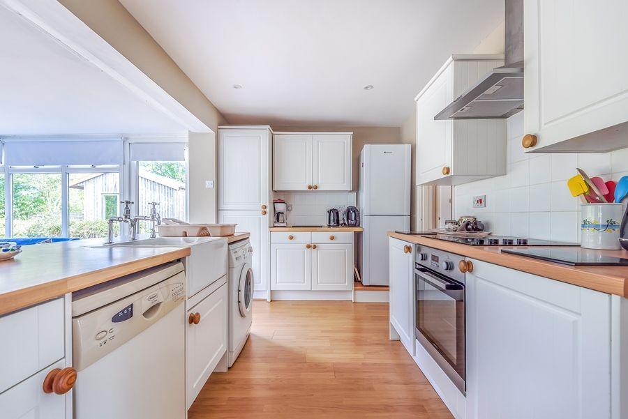 Rose Cottage Brancaster Staithe | Kitchen