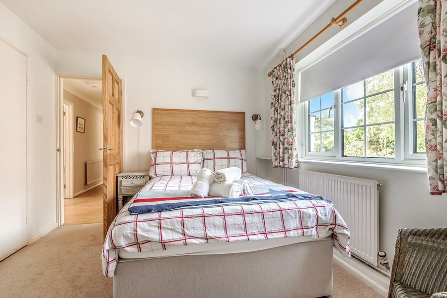 Rose Cottage Brancaster Staithe | Bedroom 1