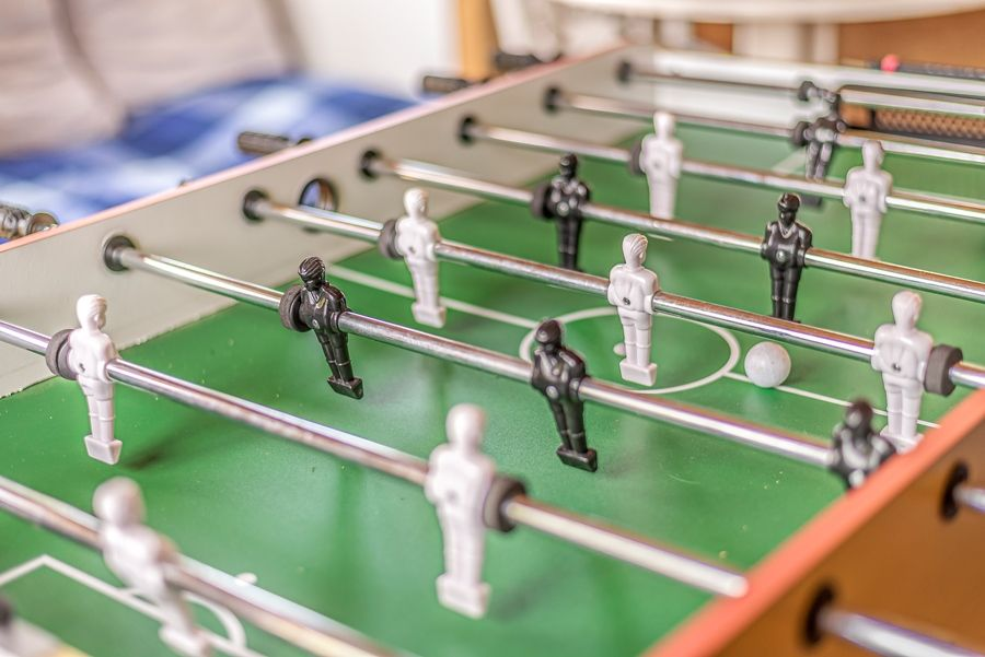 Rose Cottage Brancaster Staithe | Table football