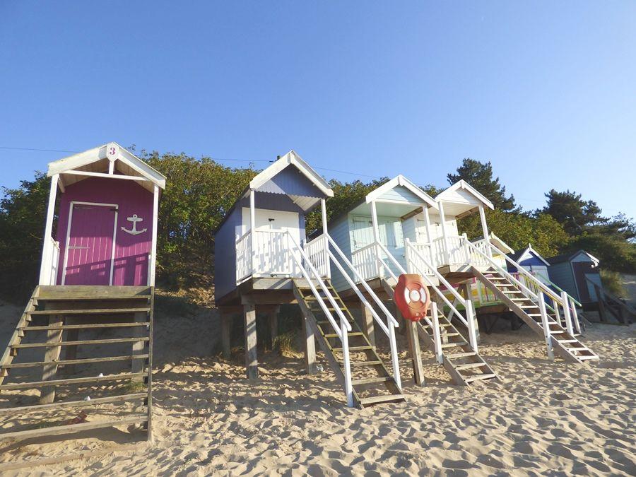 Wells Beach Hut | Outside