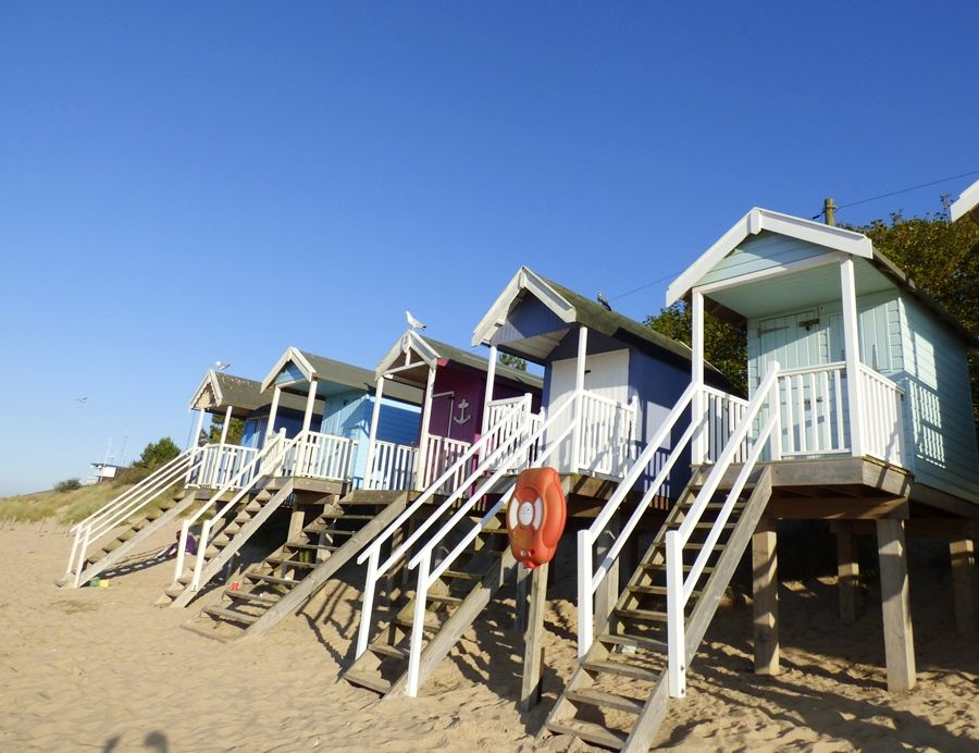 Wells Beach Hut | Perfectly positioned!
