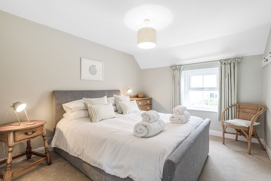 Dolphin Cottage Brancaster Staithe | Bedroom 1