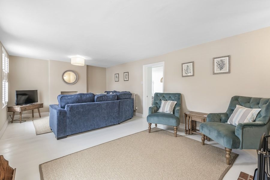 Dolphin Cottage Brancaster Staithe | Sitting room