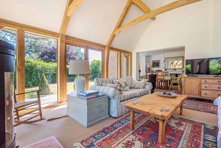 East Cottage   Garden room