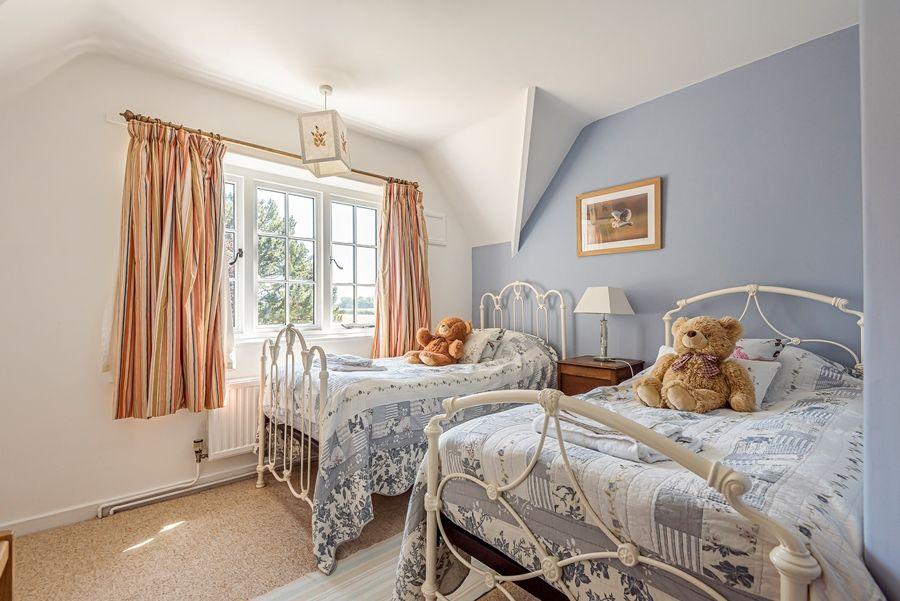 East Cottage   Bedroom 3