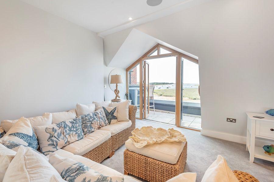 Peewits Penthouse | Sitting area