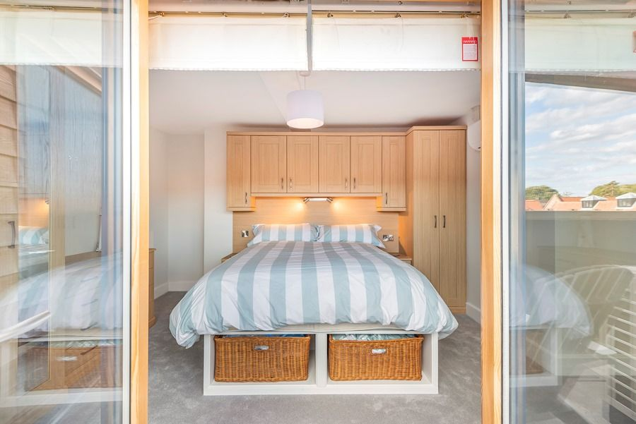 Peewits Penthouse | Bedroom 2