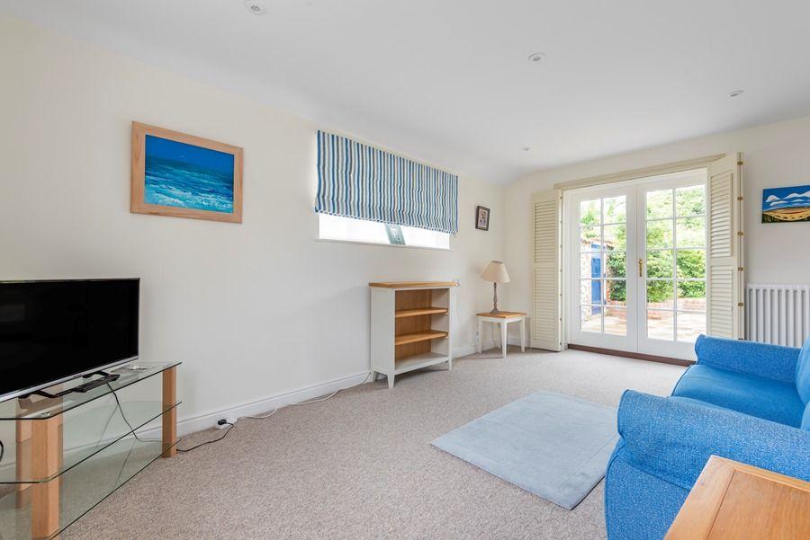 Rosemary House | TV room