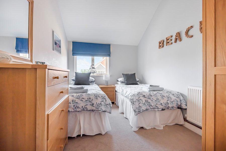 Harbour View | Bedroom 4