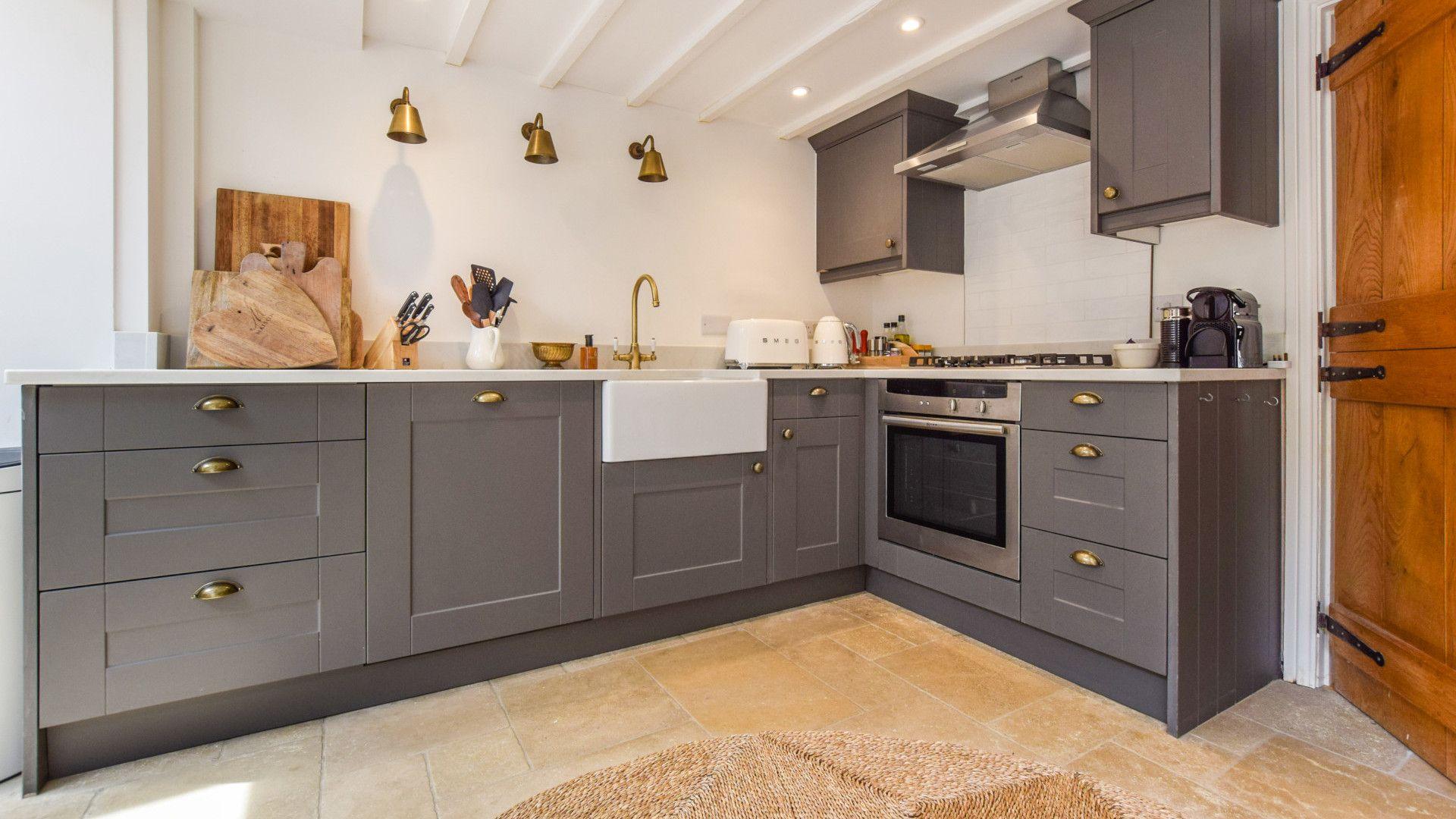 Kitchen, Brown's Cottage, Bolthole Retreats