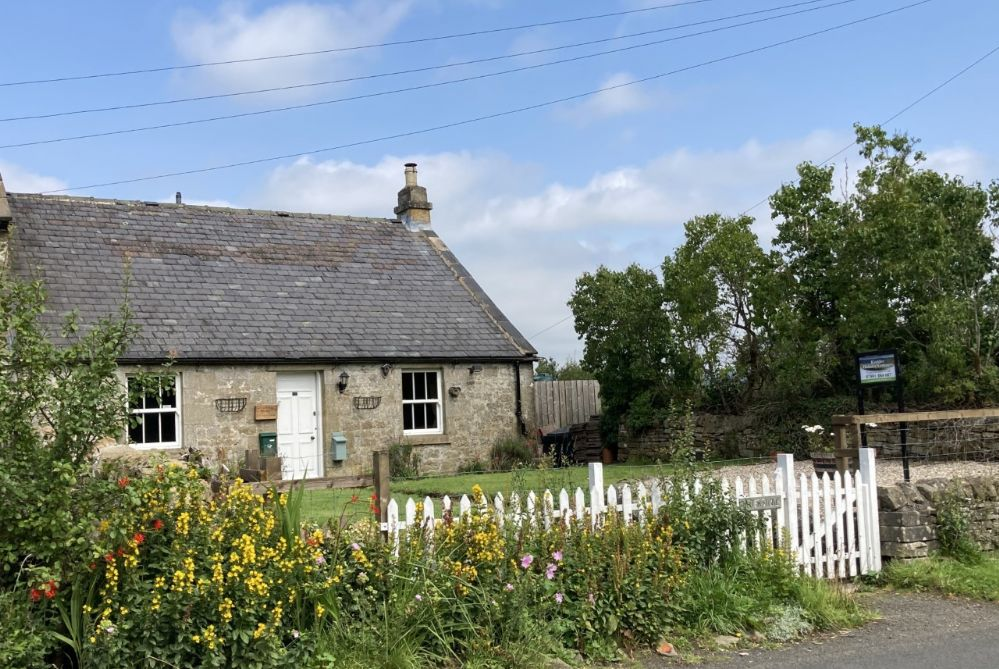 """The cottage was absolutely fantastic - great views, brilliant walks, quiet location."""