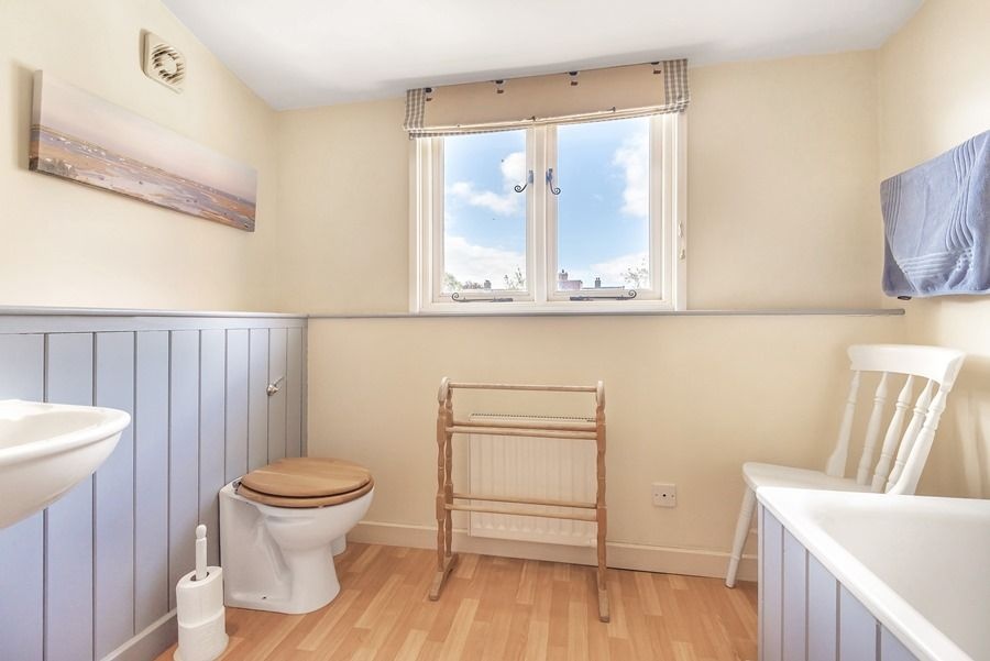 Flagstaff Boathouse | Bathroom