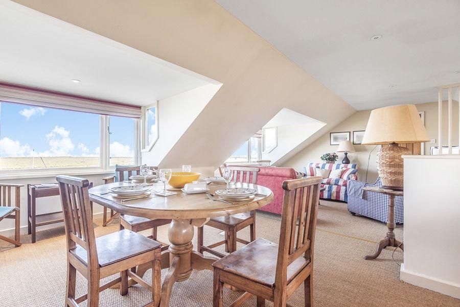 Flagstaff Boathouse | Dining area