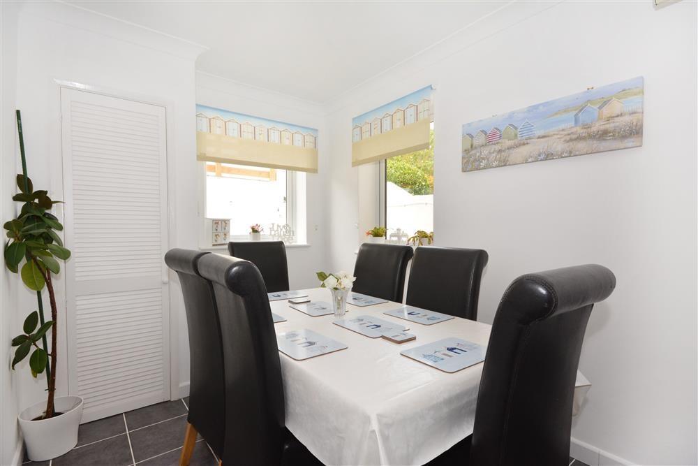 Blue Haze - Dining Room