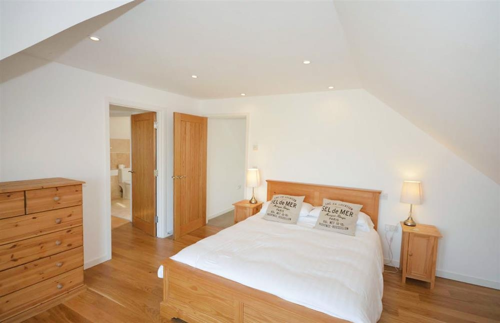 Brea House - Double Bedroom 2