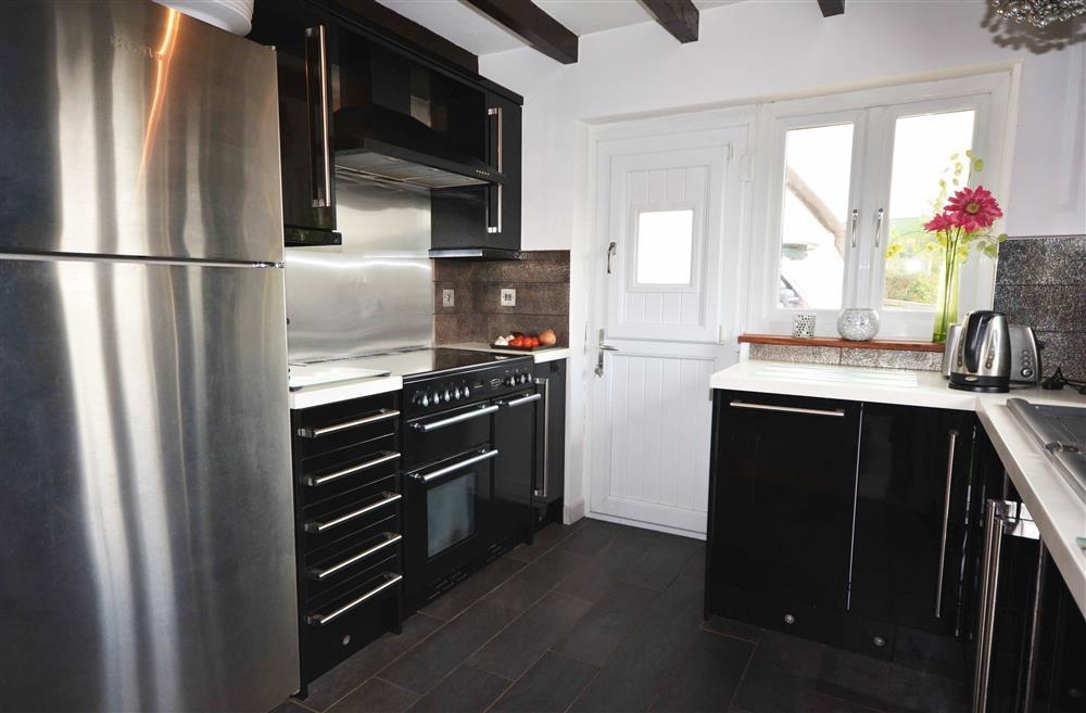 Crowjy Kernewek - Kitchen