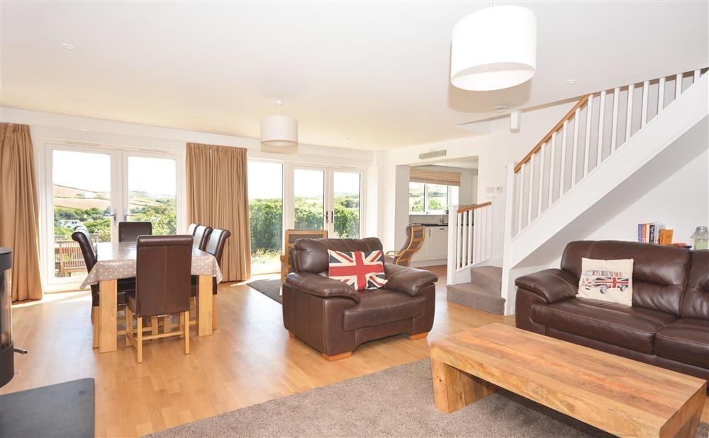Foxbury - Living Area View