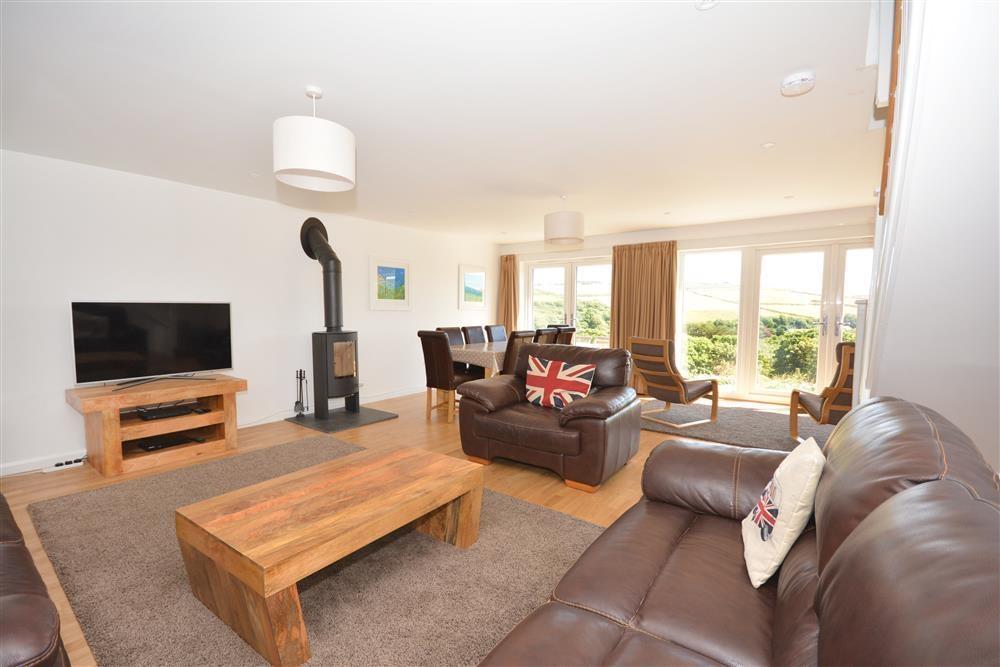 Foxbury - Living Area