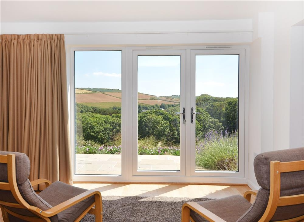 Foxbury - Garden view