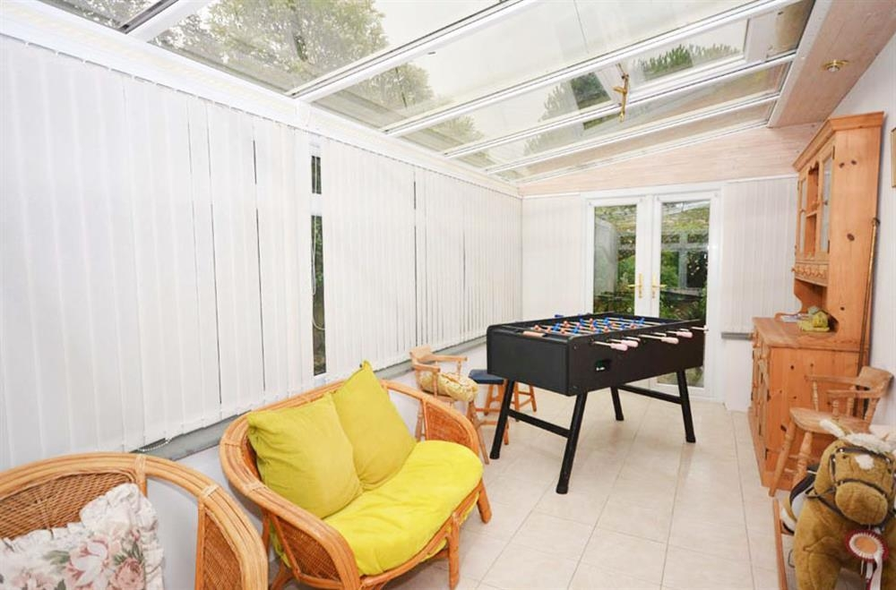 Grey Roofs - Conservatory