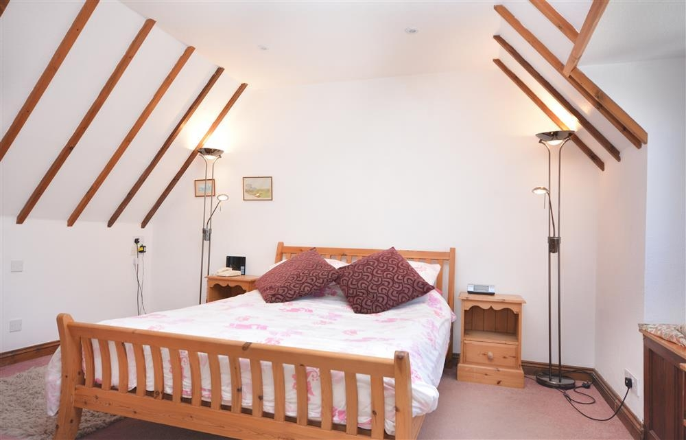 Grey Roofs - Double Bedroom