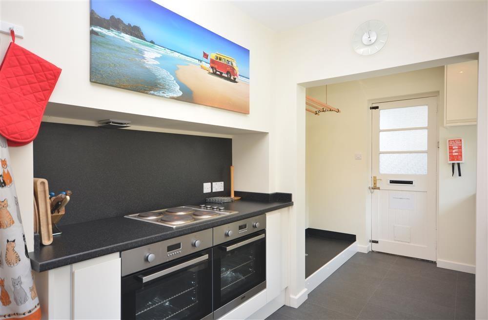 Grey Roofs - Kitchen