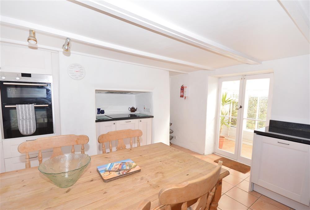 Pen Mor Cottage - Kitchen