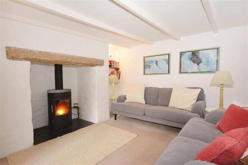 Pen Mor Cottage - Lounge