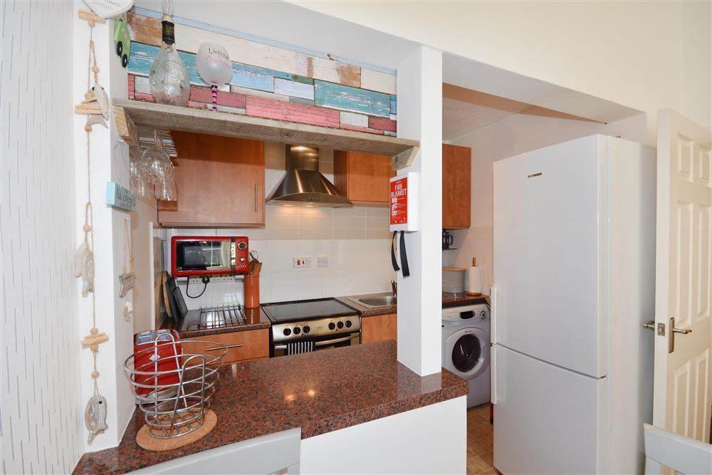 The Retreat - Kitchen