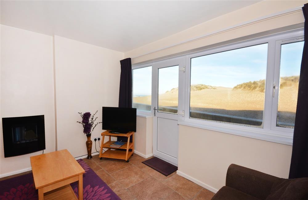 Sand Bay 1 - Lounge view