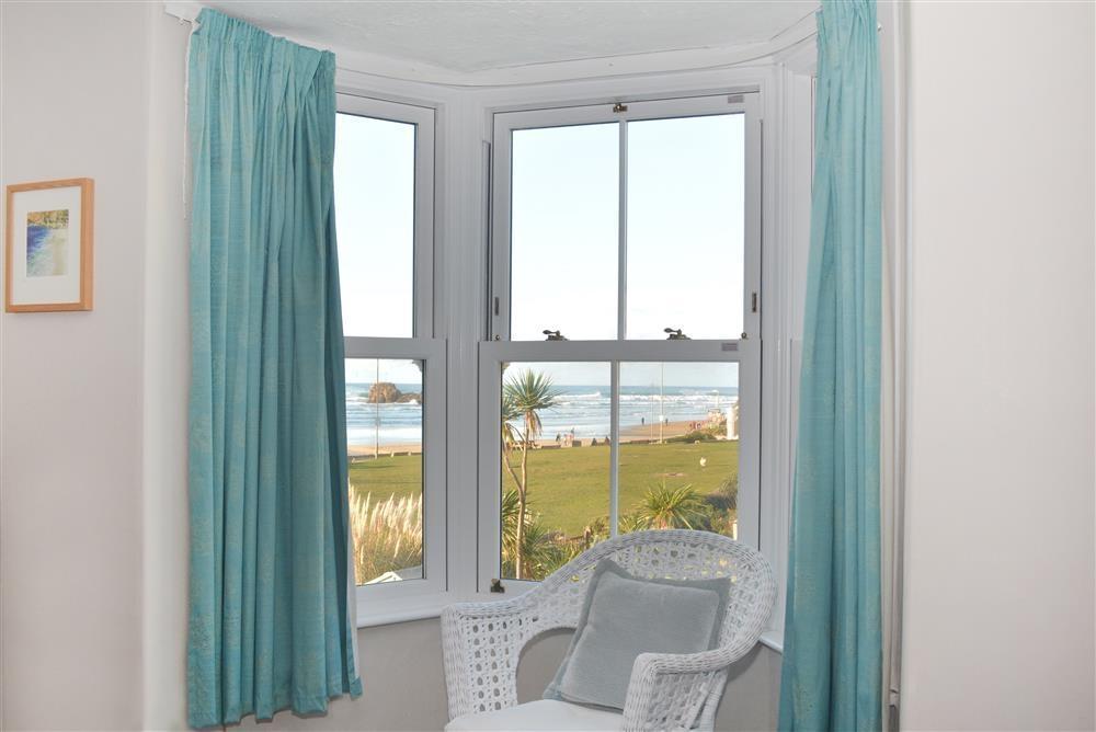 Seaview House Bedroom View