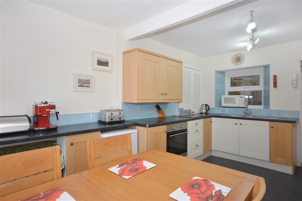 Seaview House Kitchen