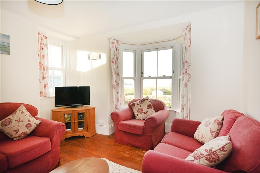 Seaview House Lounge