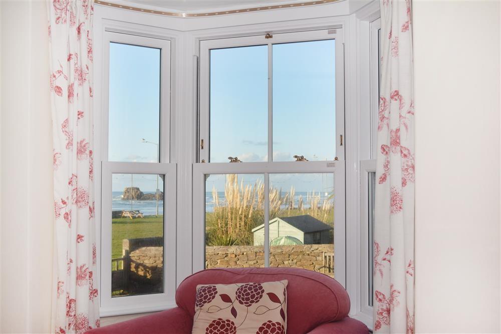 Seaview House Lounge View