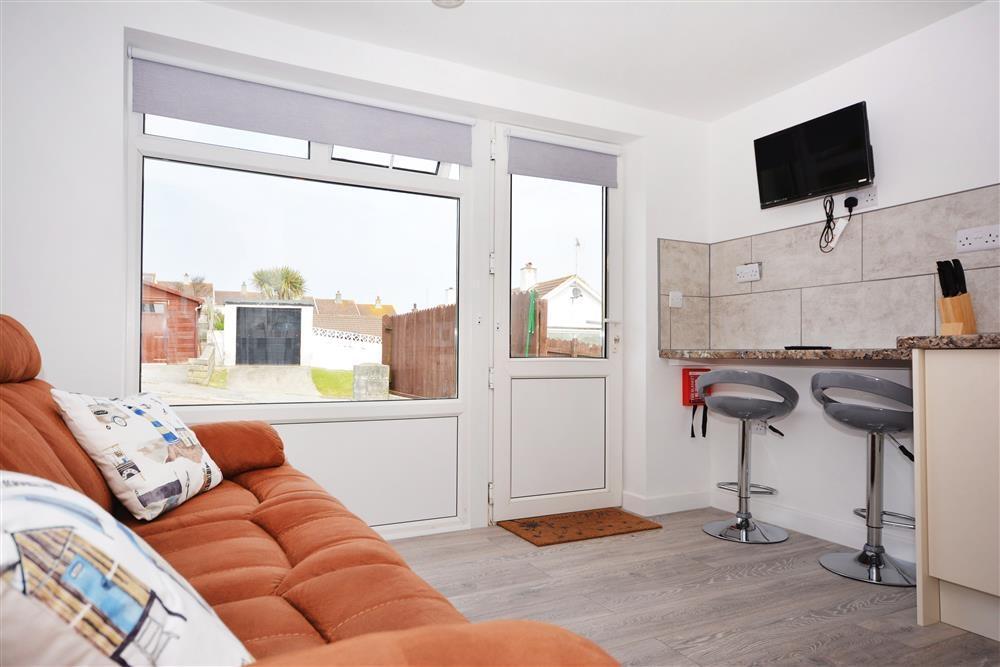 Spindrift - Kitchen & Living Area