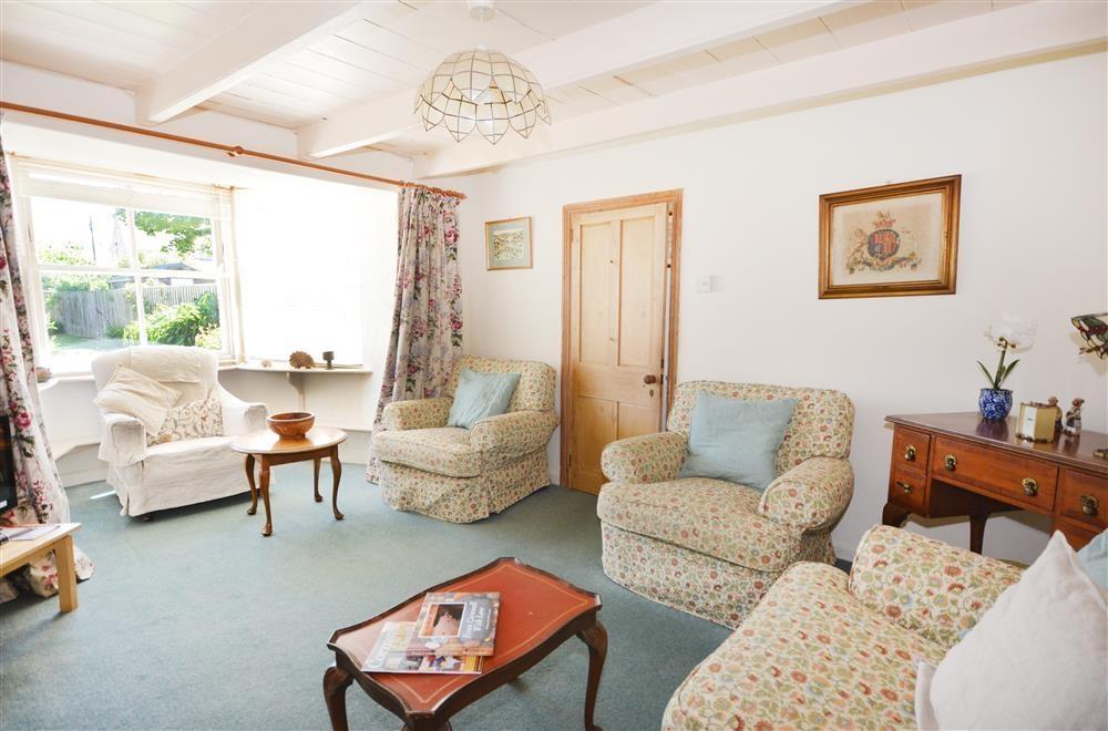 Treth Cottage - Lounge