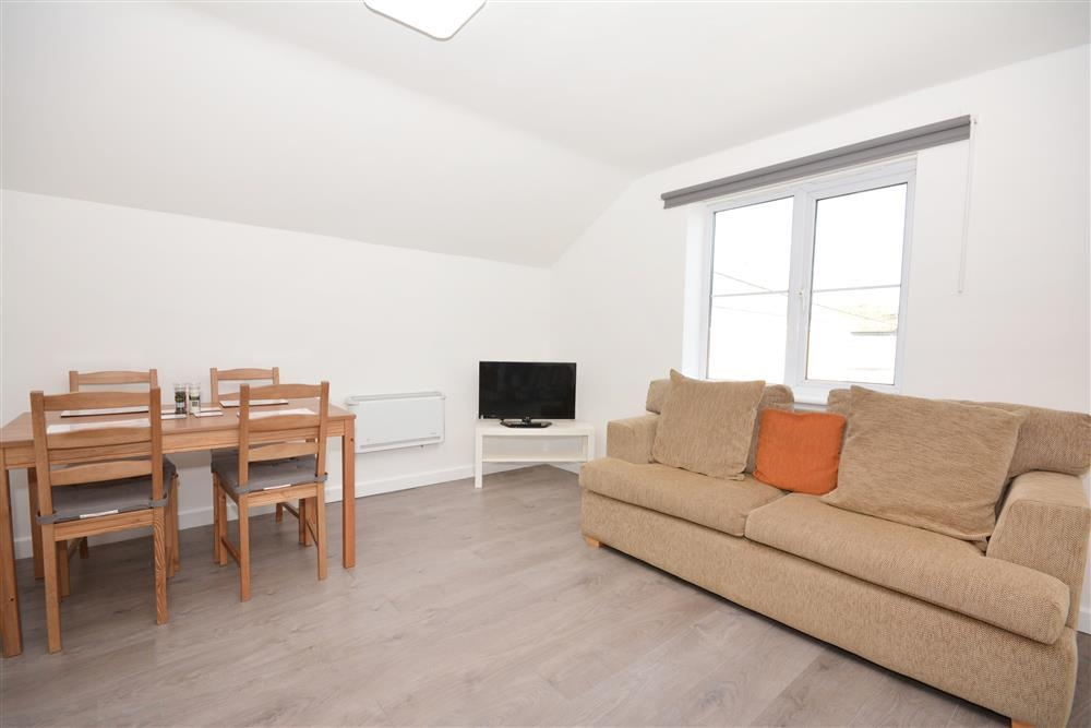 Wheal View - Living Area